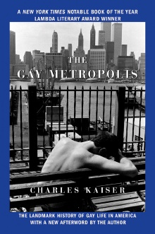 The Gay Metropolis cover image