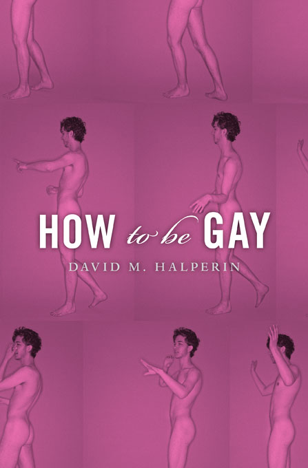 How To Be Gay cover image