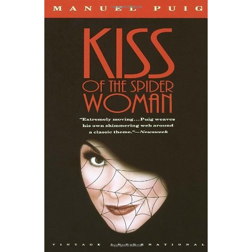 Kiss of the Spider Woman Cover Image