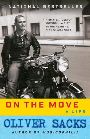 On The Move A Memoir cover image